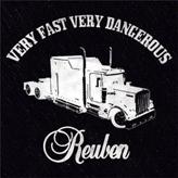 Reuben - Very Fast, Very Dangerous